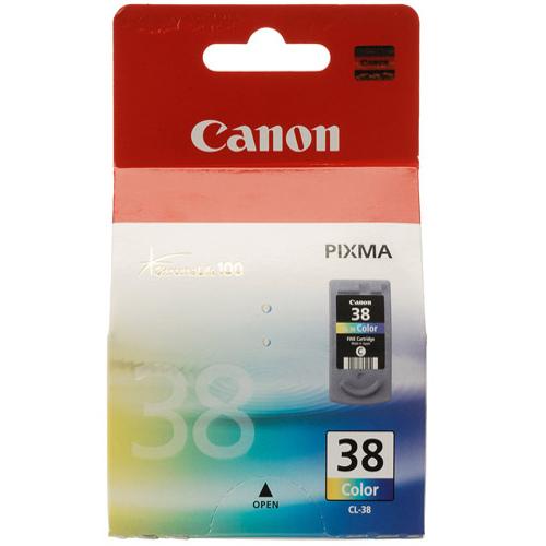 CANON CL 38 Colour Ink Cartridge
