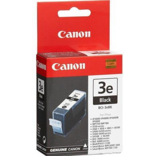 CANON BCI 3B Ink Cartridge Black