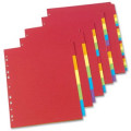 File Dividers Board