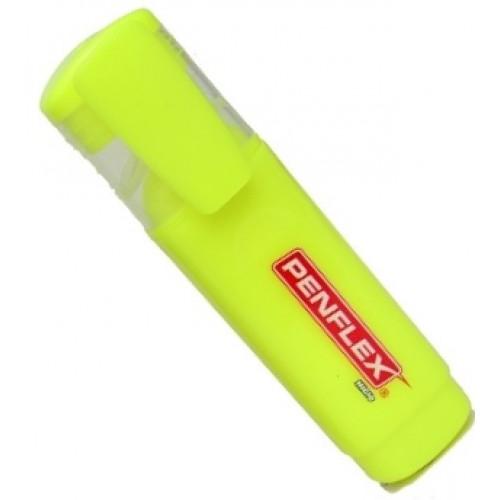 PENFLEX Higlo Highlighter - Yellow