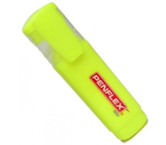 PENFLEX Higlo Highlighter - Yellow