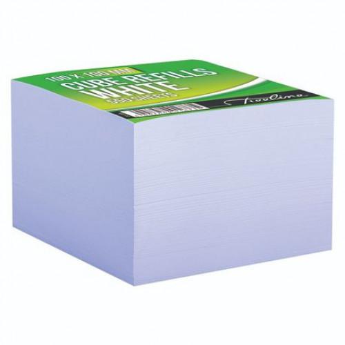 TREELINE Memo Cube Refill - White