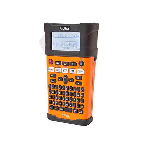 BROTHER PT-E300VP Industrial Handheld Label Printer