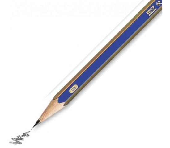 FABER CASTELL Goldfaber 1221 Graphite Pencil - 2B