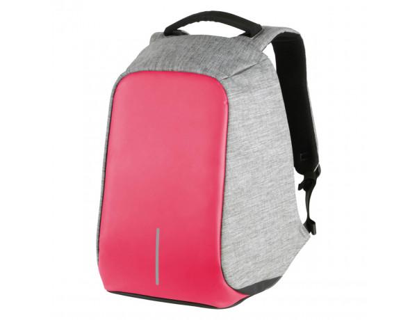 VOLKANO Smart Series Anti Theft Laptop Backpack - Pink