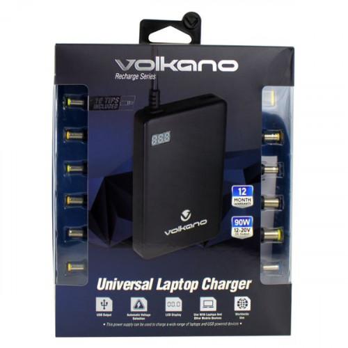 VOLKANO Universal Laptop Charger