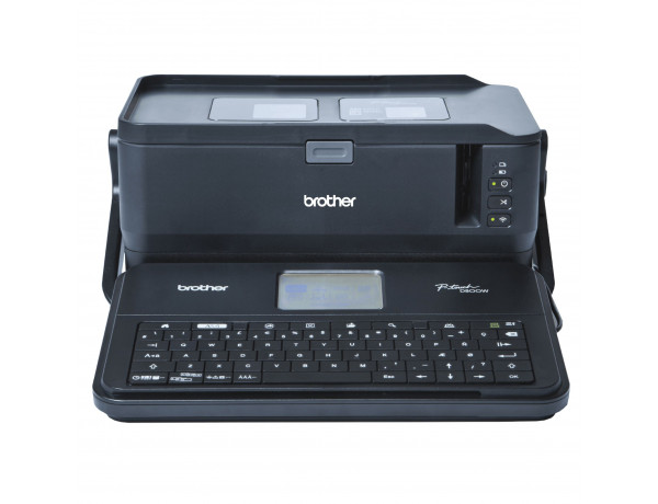 BROTHER PT-D800W Professional Labelling Machine + WiFi