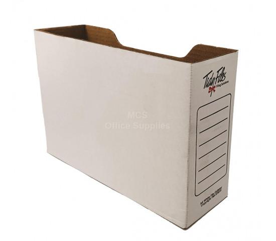 TIDY FILES A4 File Collator White