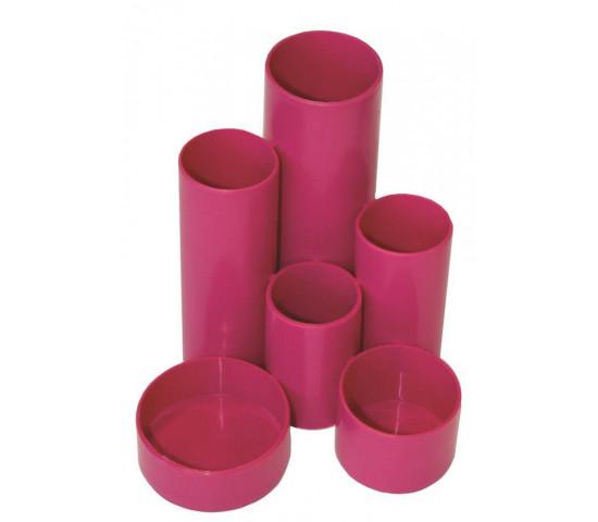 TREELINE Desk Organiser Round-Up - Hot Pink
