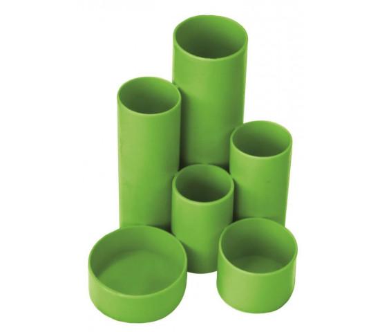 TREELINE Desk Organiser Round-Up - Lime Green
