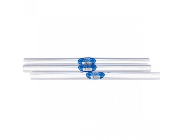 BANTEX Book Cover PVC Roll 480mm x 2.5m - 100 Micron