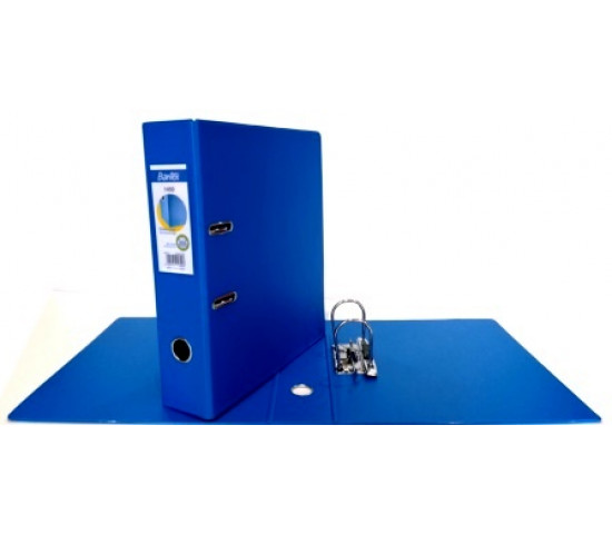 Bantex A4 Lever Arch File 1450 PVC 70mm Blue