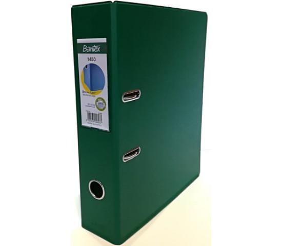 Bantex A4 Lever Arch File 1450 PVC 70mm Green