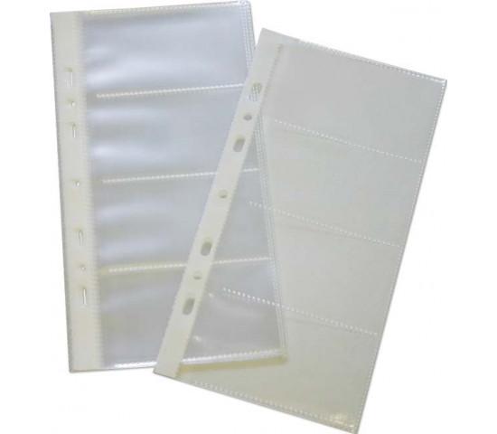 BANTEX Business Card Refill Pockets for B5920