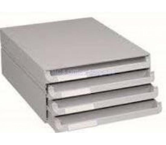 BANTEX Texo Modular Storage System 4-Drawer