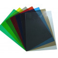Clear Plastic Binding Covers