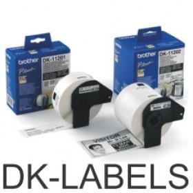 Brother DK Labels