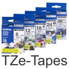 Brother Tze Labels