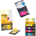 Adhesive Note Flags