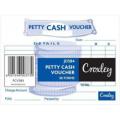Petty Cash Books & Pads