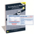 Visitor and Access Books