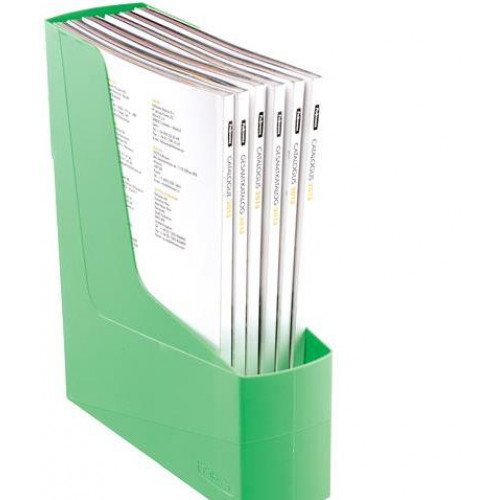 G2DESK Magazine File Green