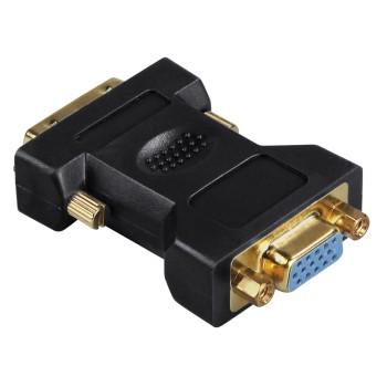 HAMA - VGA DVI Adapator DVI Plug - VGA