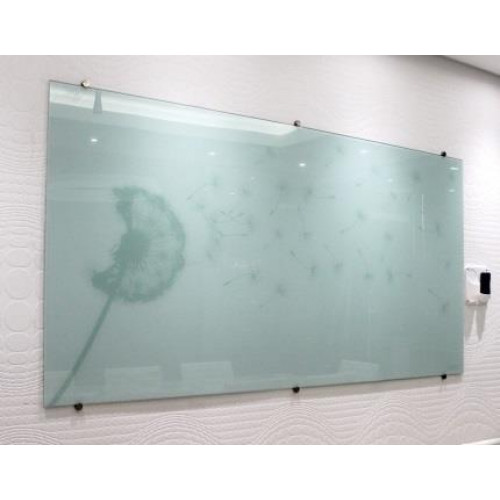 PARROT Glass Board Designer Series Magnetic Printed - 1800 x 1200mm