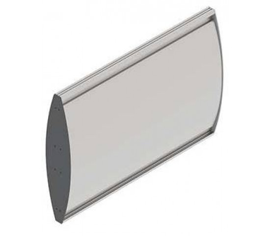 PARROT Double Sided Sign Frame Wall Mounted 420 x 300mm