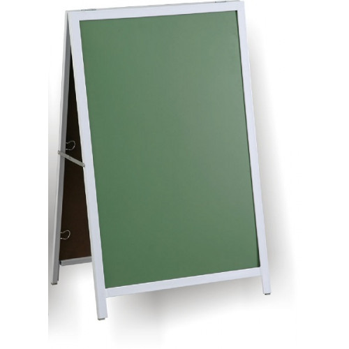 PARROT A-Frame Chalk Board - Non-Magnetic