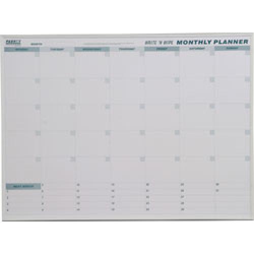 PARROT Write 'n Wipe Monthly Planner