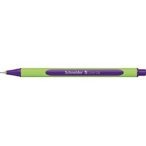 SCHNEIDER Line-Up Fineliner Pen Daytone Violet