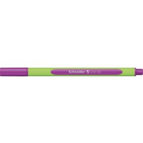 SCHNEIDER Line-Up Fineliner Pen Electric Purple