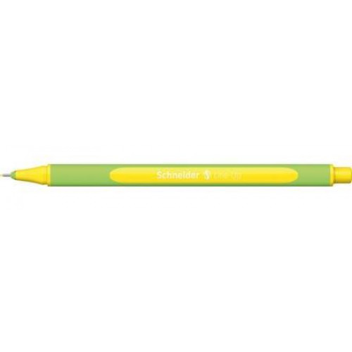 SCHNEIDER Line-Up Fineliner Pen Golden Yellow