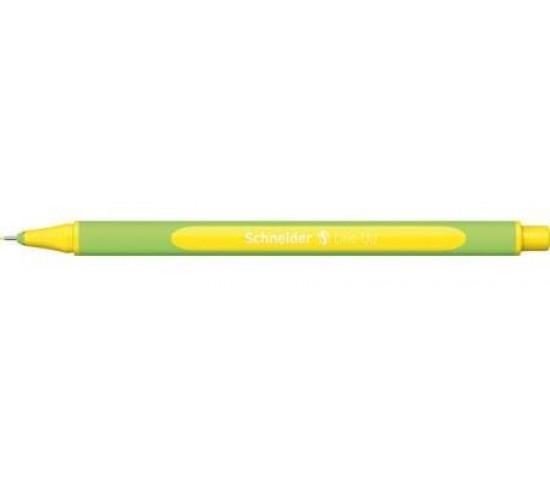 SCHNEIDER Line-Up Fineliner Pen Golden Yellow