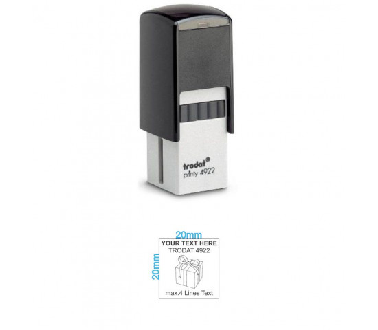 Trodat 6//4922 replacement ink pad for Printy 4922