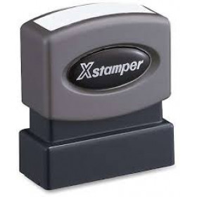 X-Stamper Stock Stamps